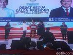 Prabowo Serang soal Impor, Jokowi Jabarkan Data