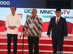 Saat Jokowi dan Prabowo Sepakat Menyudahi Debat Lubang Tambang