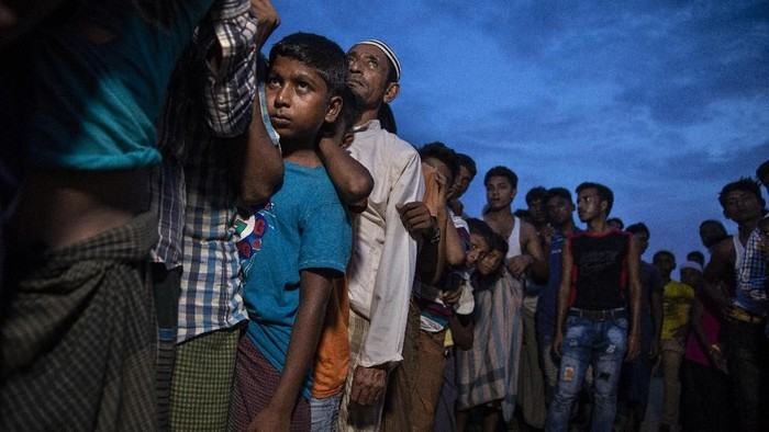 Pengungsi Rohingya (Getty Images)