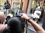 Model-model Cantik Kampanyekan Jokowi Lewat Fotografi di Solo