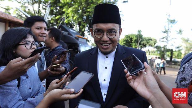 Koordinator Juru bicara Badan Pemenangan Nasional (BPN) Prabowo Subianto-Sandiaga Uno, Dahnil Anzar Simanjuntak menyebut Prabowo sangat siap di debat kedua Pilpres yang digelar malam ini di Hotel Sultan, Jakarta, Minggu (17/2).