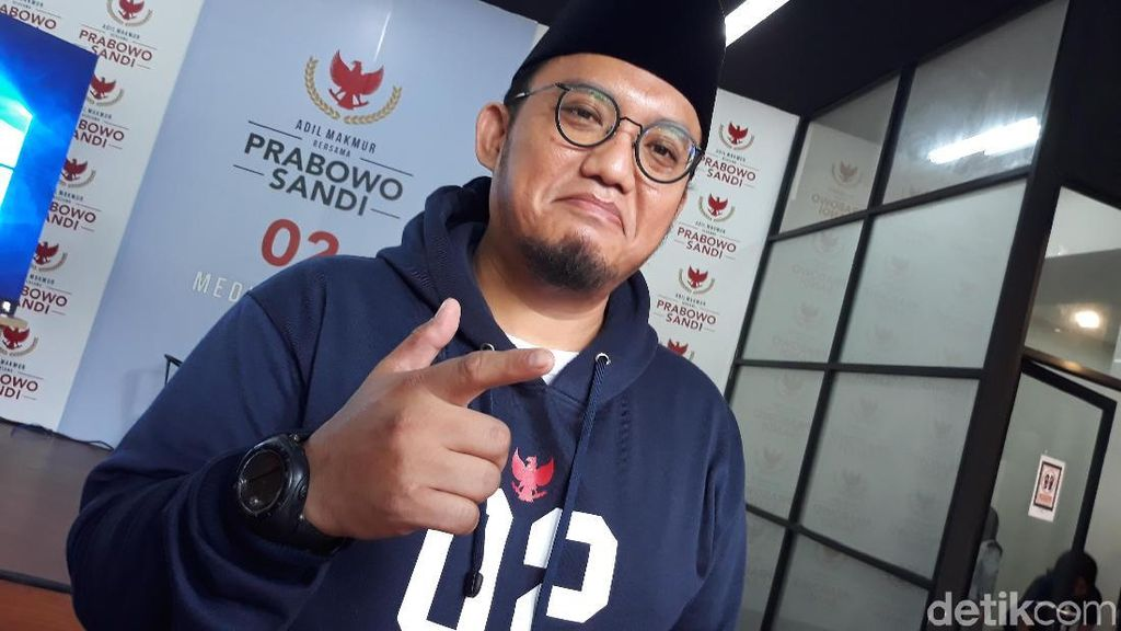 UAS-Adi Hidayat Bertemu Prabowo, BPN: Dipastikan Jokowi Kalah