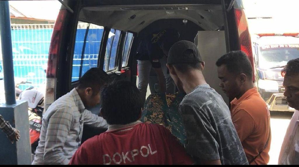 Polisi Autopsi Jenazah Santri yang Tewas Dikeroyok 19 Seniornya