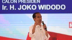 Pakar Gestur: Jokowi Coba Hapus Image Takut dan Disetir