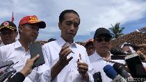 Saat Jokowi Pamer Pulpen yang Dituding Jadi Alat Komunikasi Debat