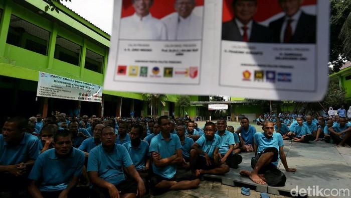 ODGJ punya hak juga untuk melakukan pemilihan suara. Foto: Agung Pambudhy