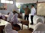 Siaga Bencana, Jokowi Ingatkan Warga Pandeglang Soal Cincin Api