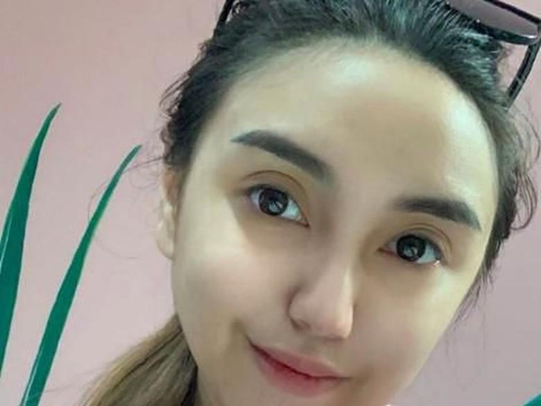 Rajin Posting Olahraga Usai Lepas Hijab, Salmafina Heran Dicibir Netizen