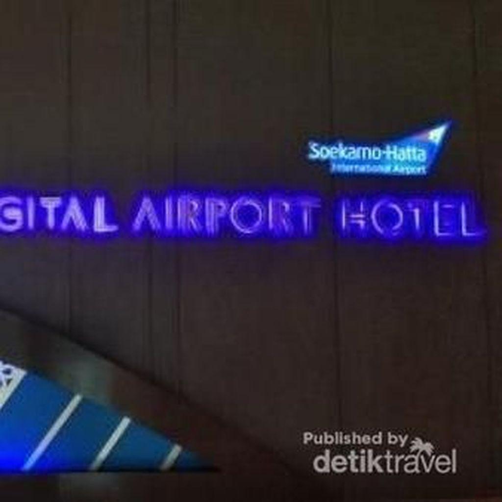 Ini Rasanya Tidur di Hotel Kapsul Bandara Soekarno Hatta