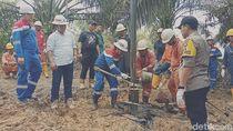Pasca-kebakaran, 25 Sumur Minyak Ilegal di Jambi Ditutup