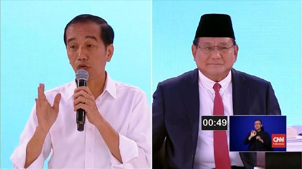 Bawaslu Kaji Dugaan Serangan Pribadi Jokowi ke Prabowo