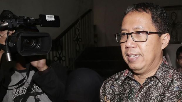 Plt Ketum PSSI Joko Driyono tersangka pengrusakan barang bukti.