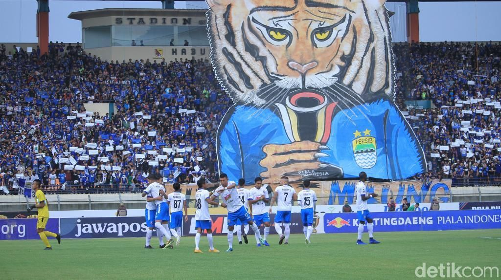 Sempat Ditunda, Persib Vs Borneo FC Digelar 4 Mei