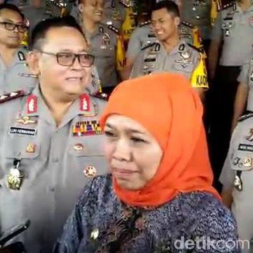 Khofifah Menolak, PPP Jatim Hanya Usung Satu Nama dalam Mukernas PPP