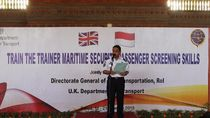 Kemenhub Gandeng Inggris Tingkatkan SDM Penjaga Laut
