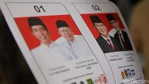 Rekapitulasi Nasional Pilpres Rampung 29 Provinsi, Ini Hasilnya