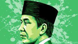Mimpi Besar Jokowi RI Punya Bank Syariah Raksasa