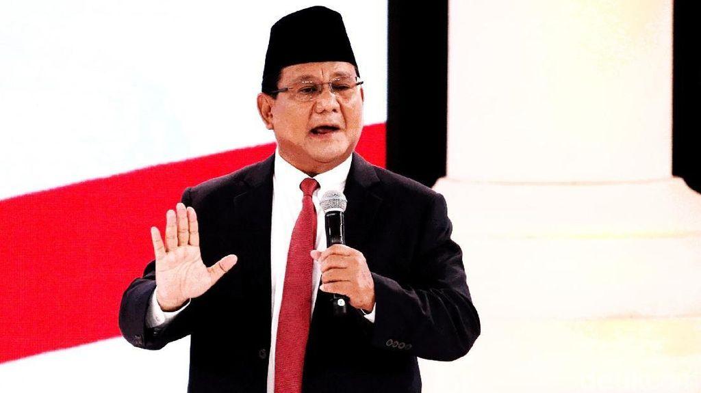 Cerita 30 Pakar di Lingkaran Debat Prabowo