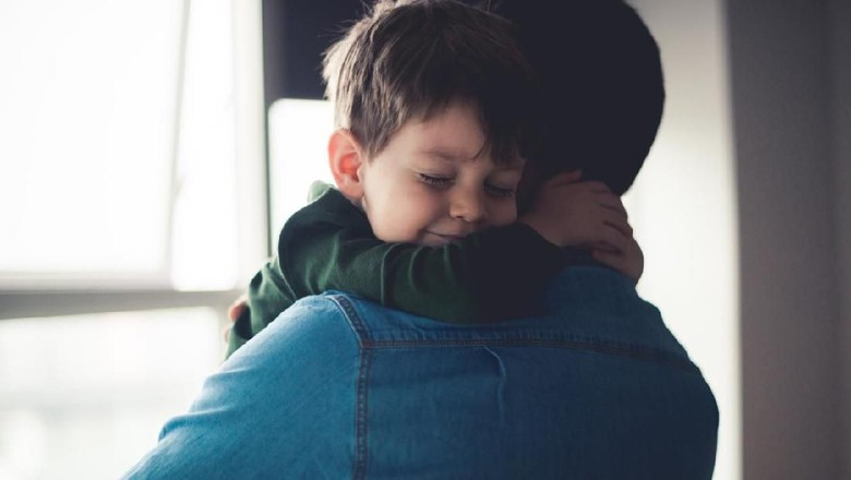 Cara Menumbuhkan Konsep Diri Positif pada Anak/Foto: Istock