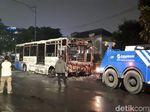 Dirut TransJ: Tak Ada Korban Bus Terbakar, Penyebab Diselidiki