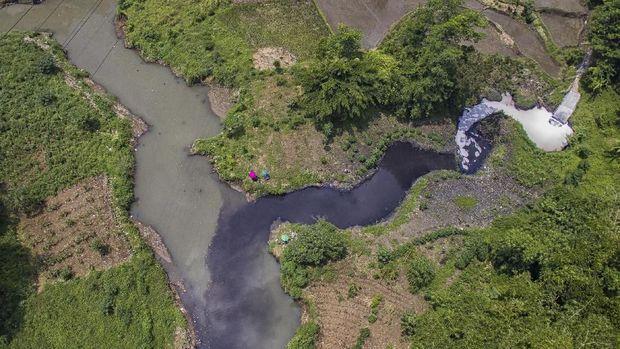 Sejarah dan Peluang Wisata di Sungai Citarum yang Dipuji Jokowi