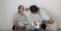 Anang ditantang jadi makeup artists dandani Ashanty.