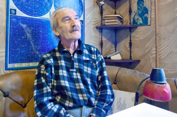 Stanislav Petrov. Foto: Smitsonian