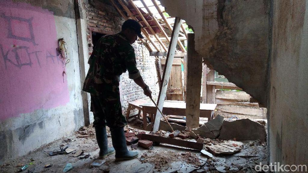 Terdampak Tanah Gerak, 83 Orang di Banjarnegara Ngungsi