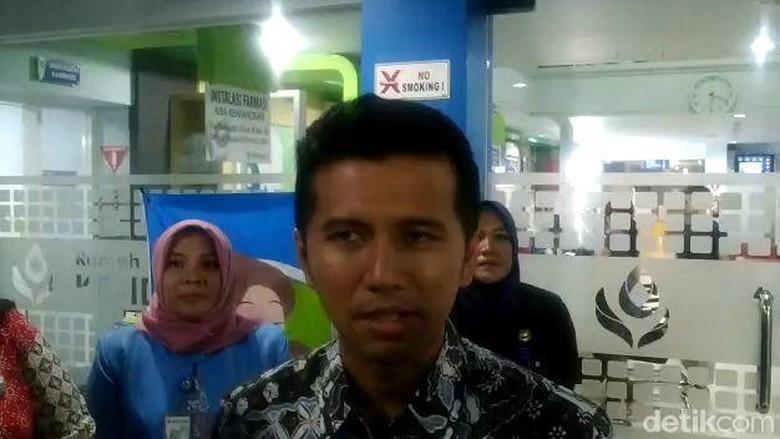 Arumi Bachsin Sudah Pucat Saat Temani Emil Sertijab di DPRD Jatim