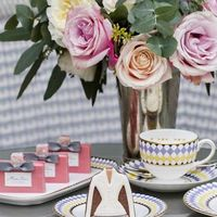 Afternoon Tea Bertema Dior Ditawarkan Selama 'London Fashion Week'