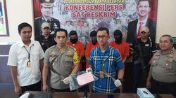Polisi Tangkap Geng Motor Perampok Pedagang Pecel Lele di Pejaten