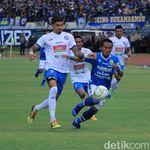 Arema FC Tahan Imbang Persib, Milomir Seslija: Harusnya Bisa Menang