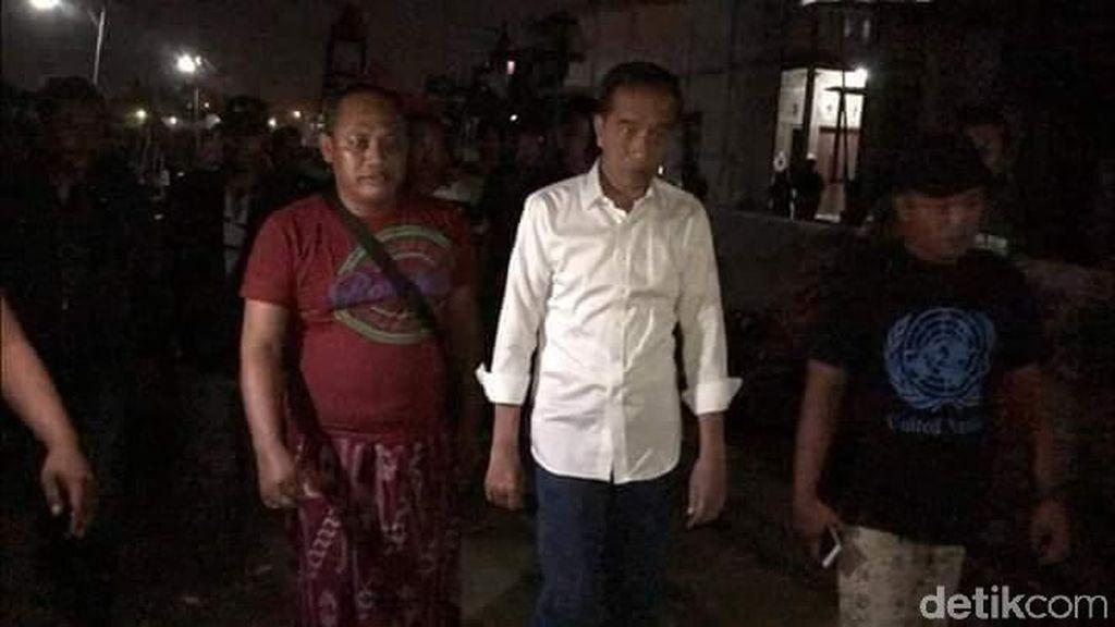 Ganjar pun Tak Tahu Jokowi Sidak Rahasia Tengah Malam di Wilayahnya