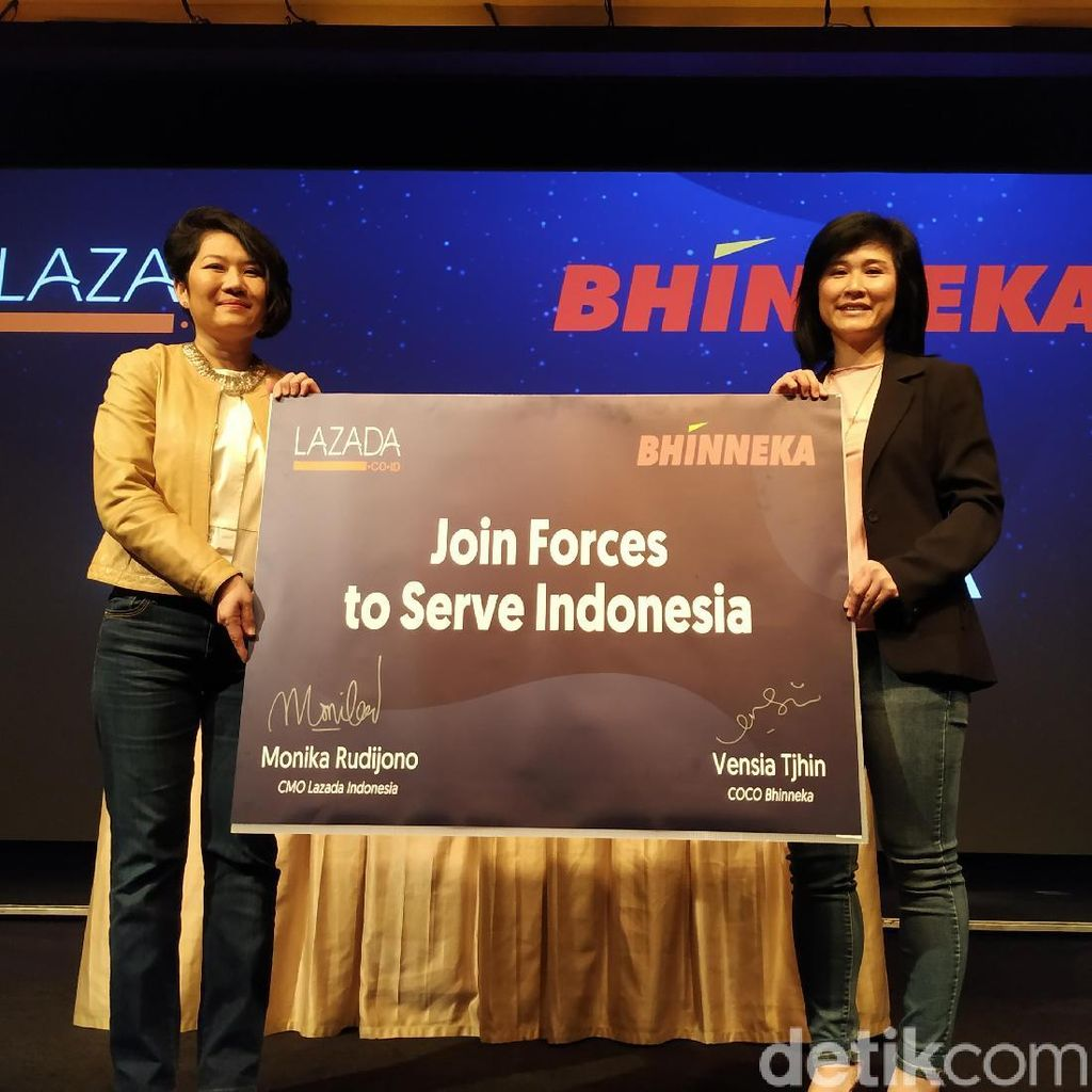 Kolaborasi, Dua e-Commerce Ini Ingin Jadi Contoh Platform Lain