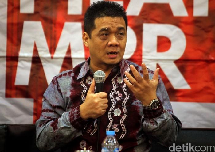 Ahmad Riza Patria (Foto: Lamhot Aritonang-detikcom)