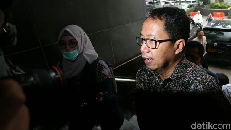 Joko Driyono Dicecar Satgas soal Dokumen PSSI yang Dirusak Anak Buah