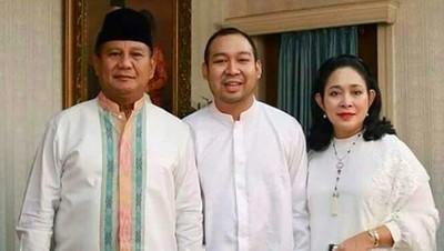 Pesan soal Baju 4 Kantong dari Didit Prabowo untuk Sang Ayah