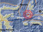 Gempa M 5,2 Guncang Halmahera Selatan