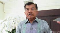 JK Tak Gelar Open House Lebaran Besok, Bareng Jokowi di Istana