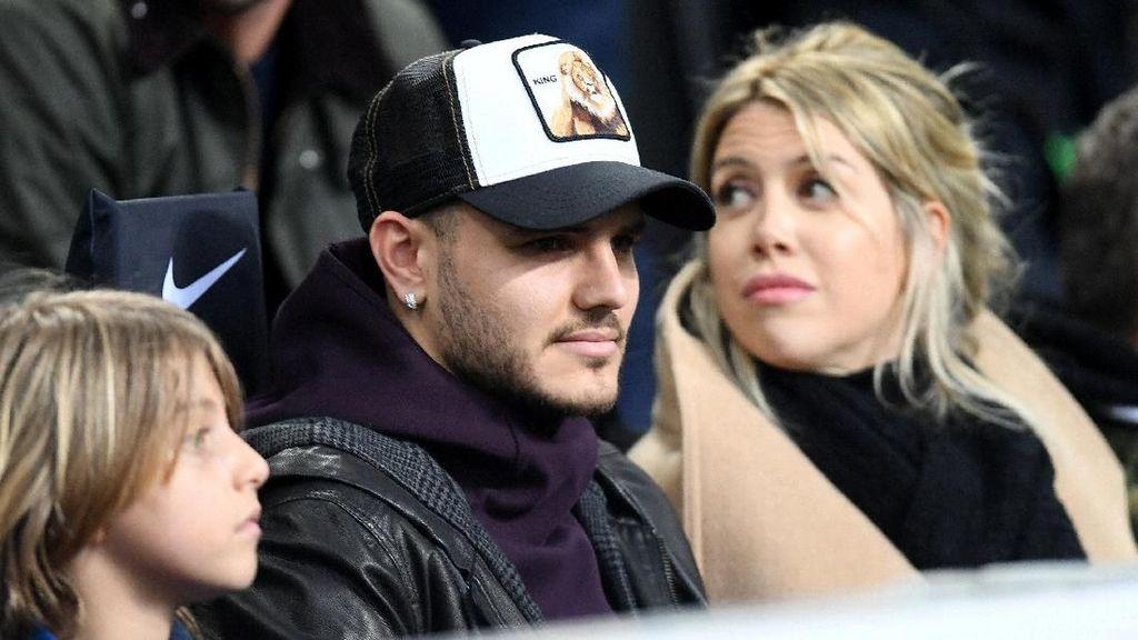 Ribut dengan Wanda Nara, Mauro Icardi Ancam Tinggalkan PSG?