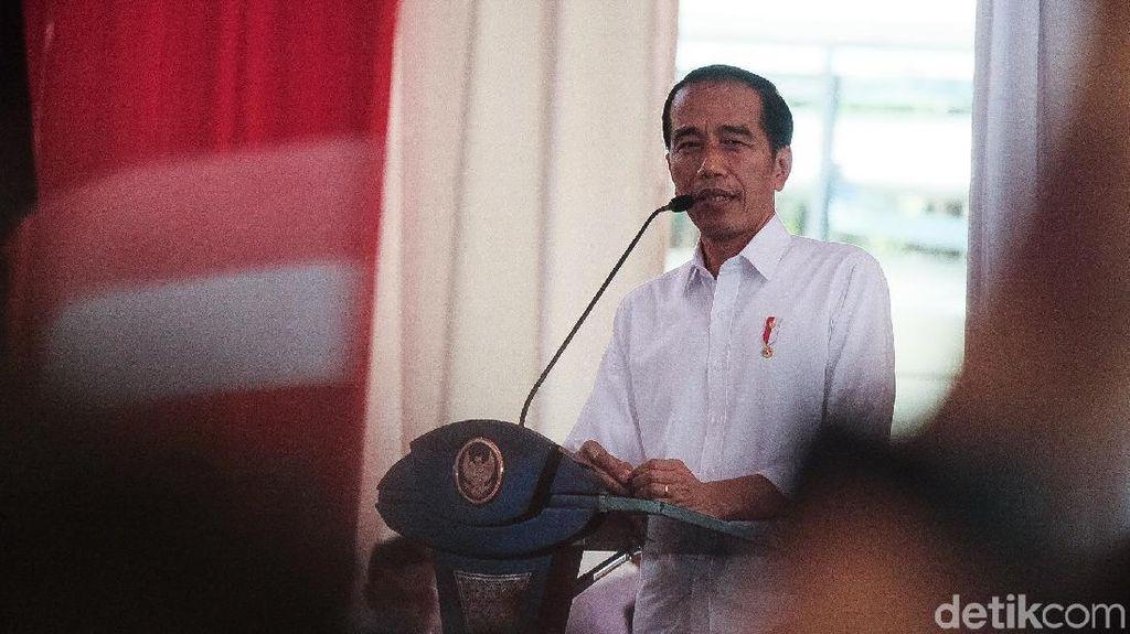 Cerita Jokowi Mimpi Punya Pasar Ikan Bersih Seperti Tsukiji