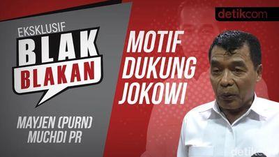 Motif Dukung Jokowi