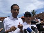 Jokowi Soal Kebakaran Hutan 3 Tahun Terakhir: Bukan Tak Ada, Turun 85%