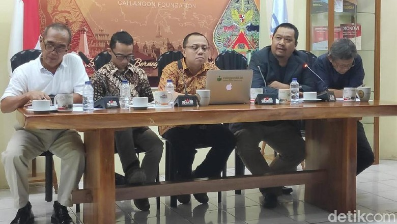 Polling Pilpres Para Syndicate: Jokowi 60,5%-Prabowo 39,5%
