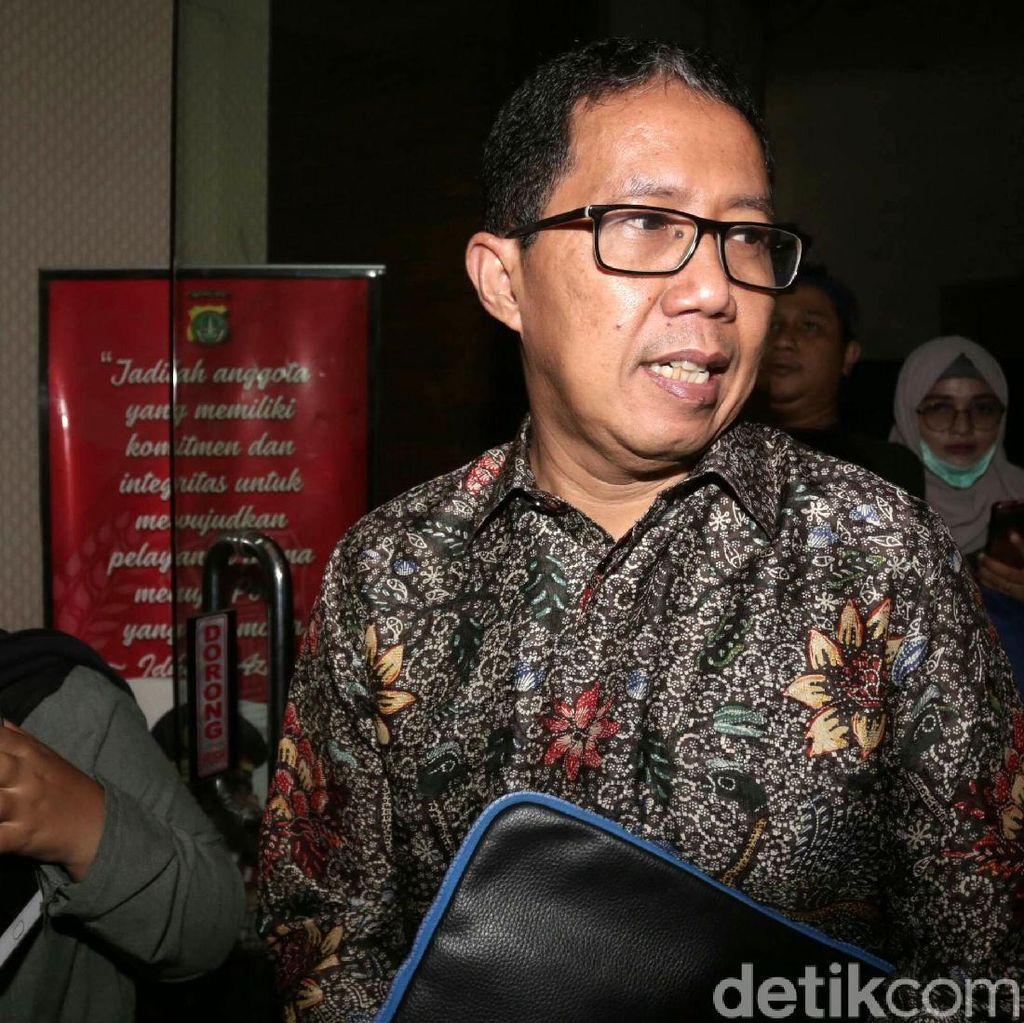 Dalami Kasus Joko Driyono, Satgas Antimafia Bola Gandeng PPATK