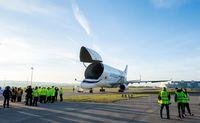 Pesawat Paus Airbus Beluga XL Memasuki Layanan Penuh