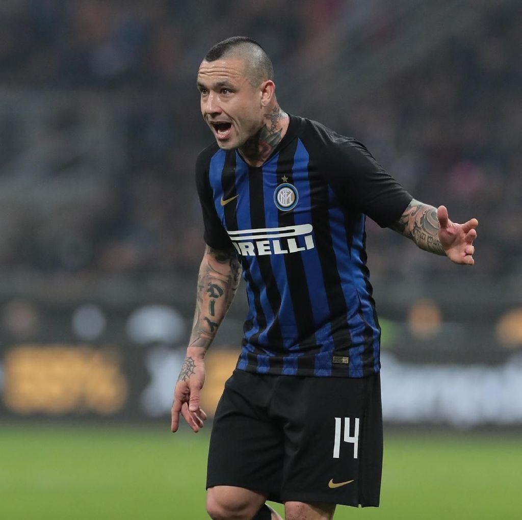 Motivasi Berlipat Nainggolan untuk Kalahkan Juventus