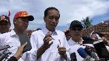 Harga Sawit Anjlok, Jokowi Sarankan Ganti Tanam Durian