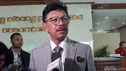MK Harapkan Momen Berpelukan Jokowi-Prabowo, TKN: Bisa Diwakili