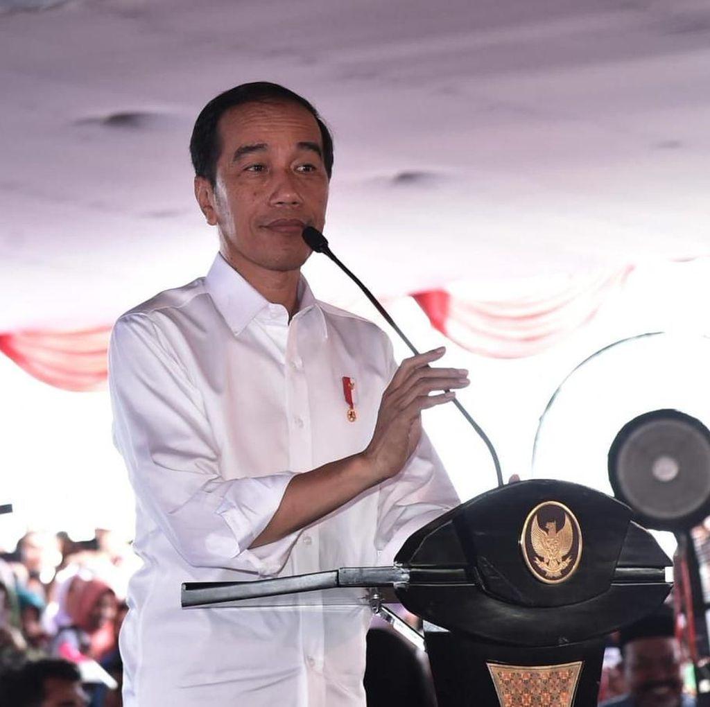Jokowi Ungkap Lahan Prabowo, PDIP: Bukan Menyerang Pribadi